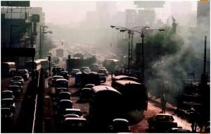 Pollution mexico