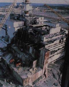 catastrophe de Chernobyl