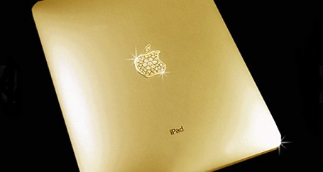 ipad 2 gold edition