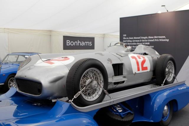 Mercedes-Benz W196 1954 Fangio