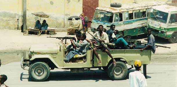 Mogadiscio, Somalie (crédit photo: Wikipedia)