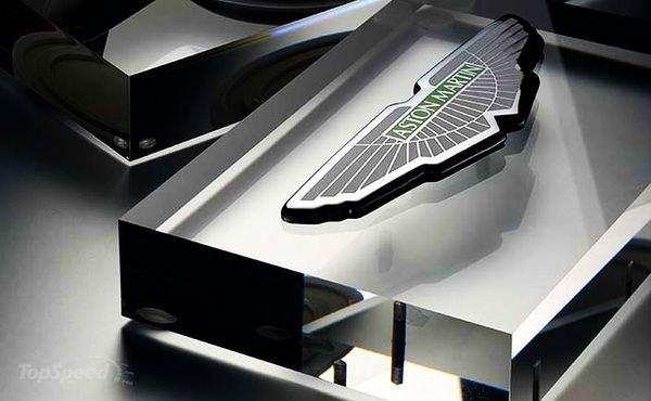 presse papier Aston Martin