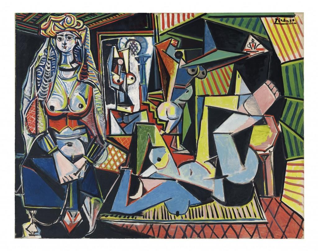 Femmes-dAlger-Picasso-1955