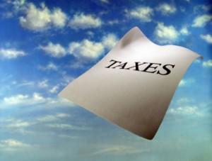 plus fort taux de taxation