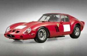 Ferrari 259 GTO Berlinetta voiture la plus chère du monde