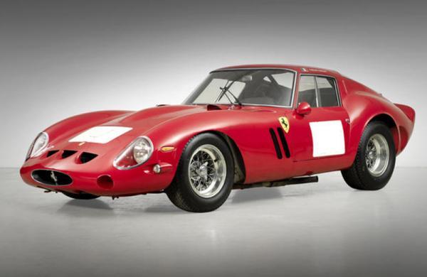 Les voitures de collection les plus chères du monde